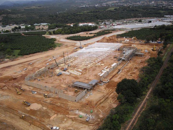 construction site inspection