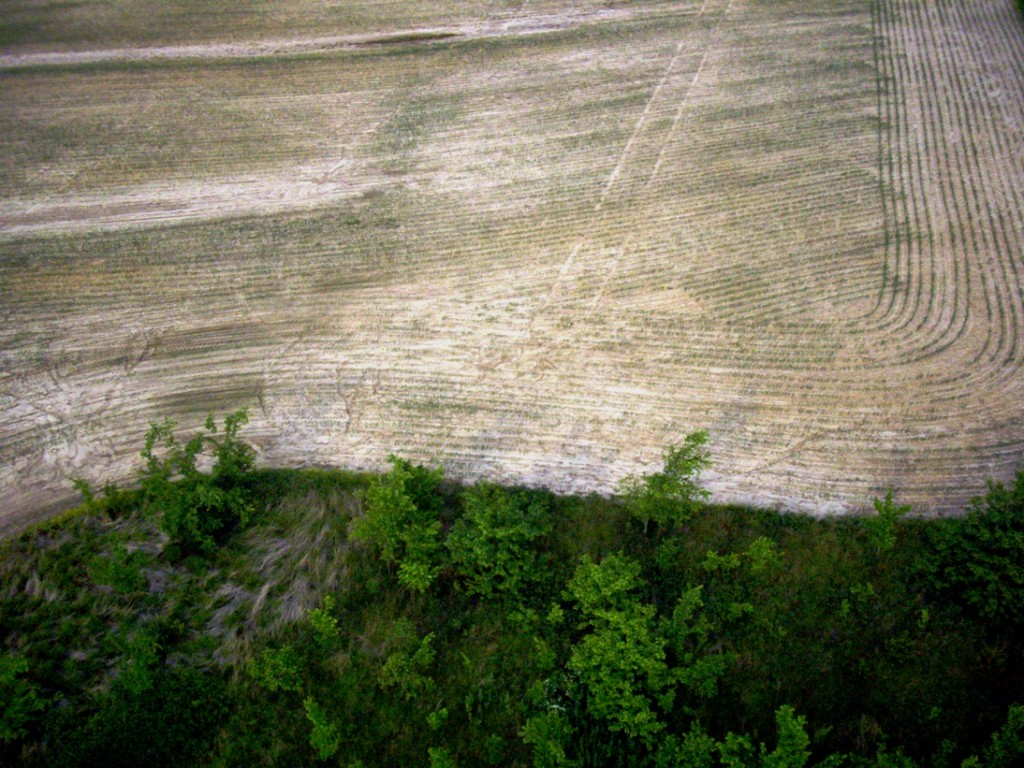 Micro Aerial Projects using small uavs on a project to monitor agricultural field erosion