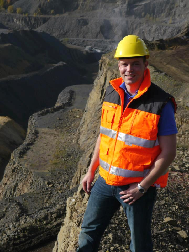 geospatial work at mines