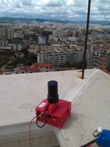 v-mapping Tirana