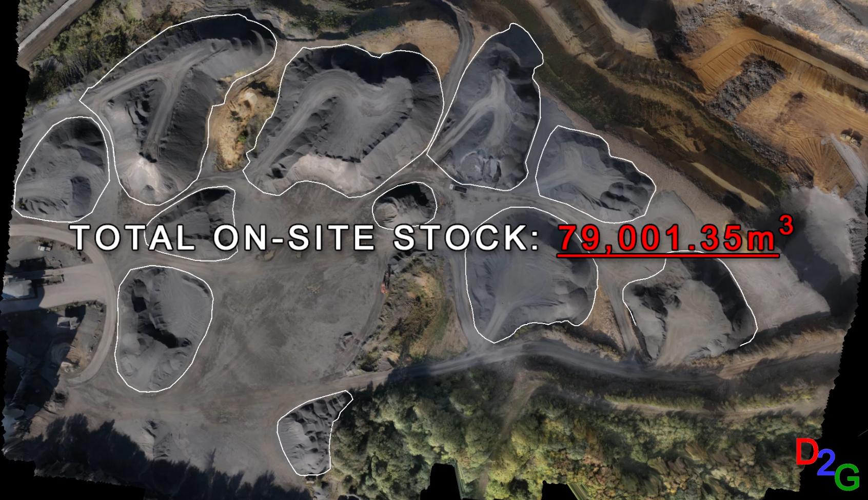 drone2GIS Mine