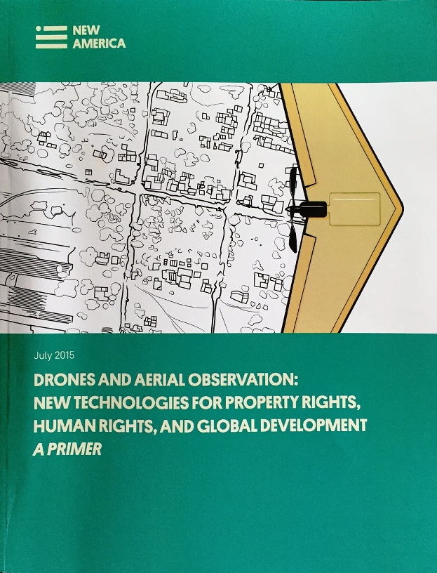 Drones and Aerial Observation, publication by New America