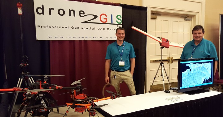 Drone2GIS showcases a revolution in mapping