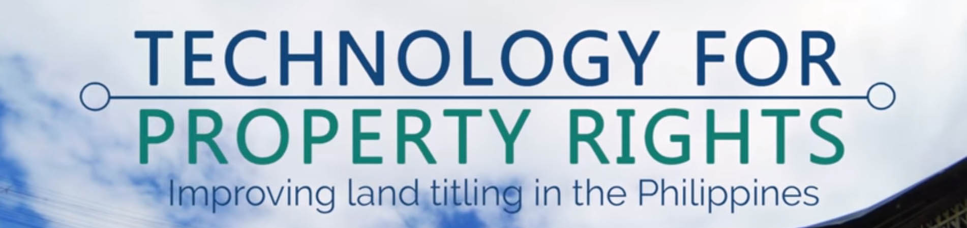 Technology for Property Rights