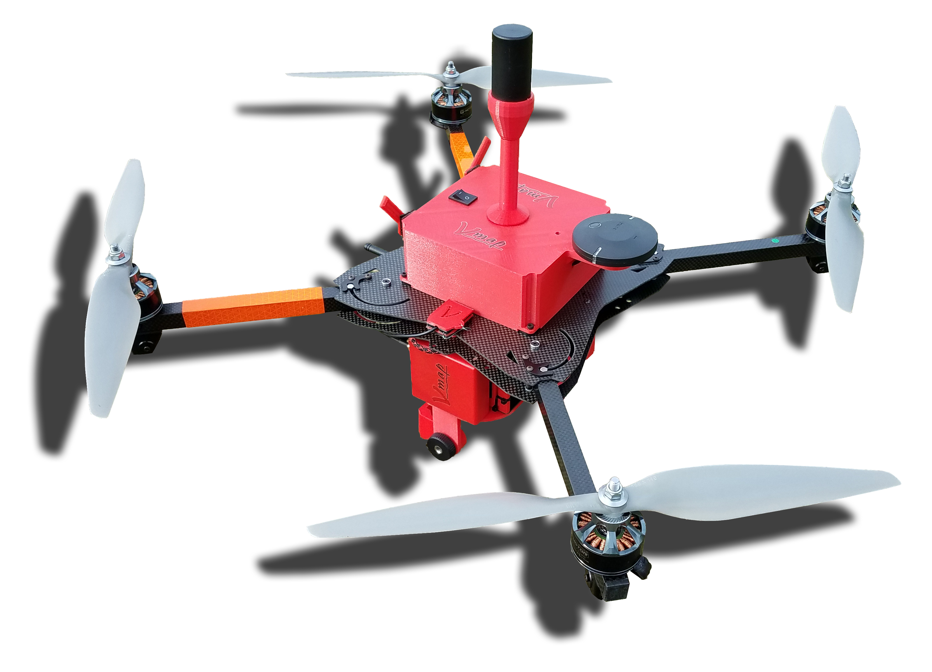 MAP-M4 Mapping QuadCopter