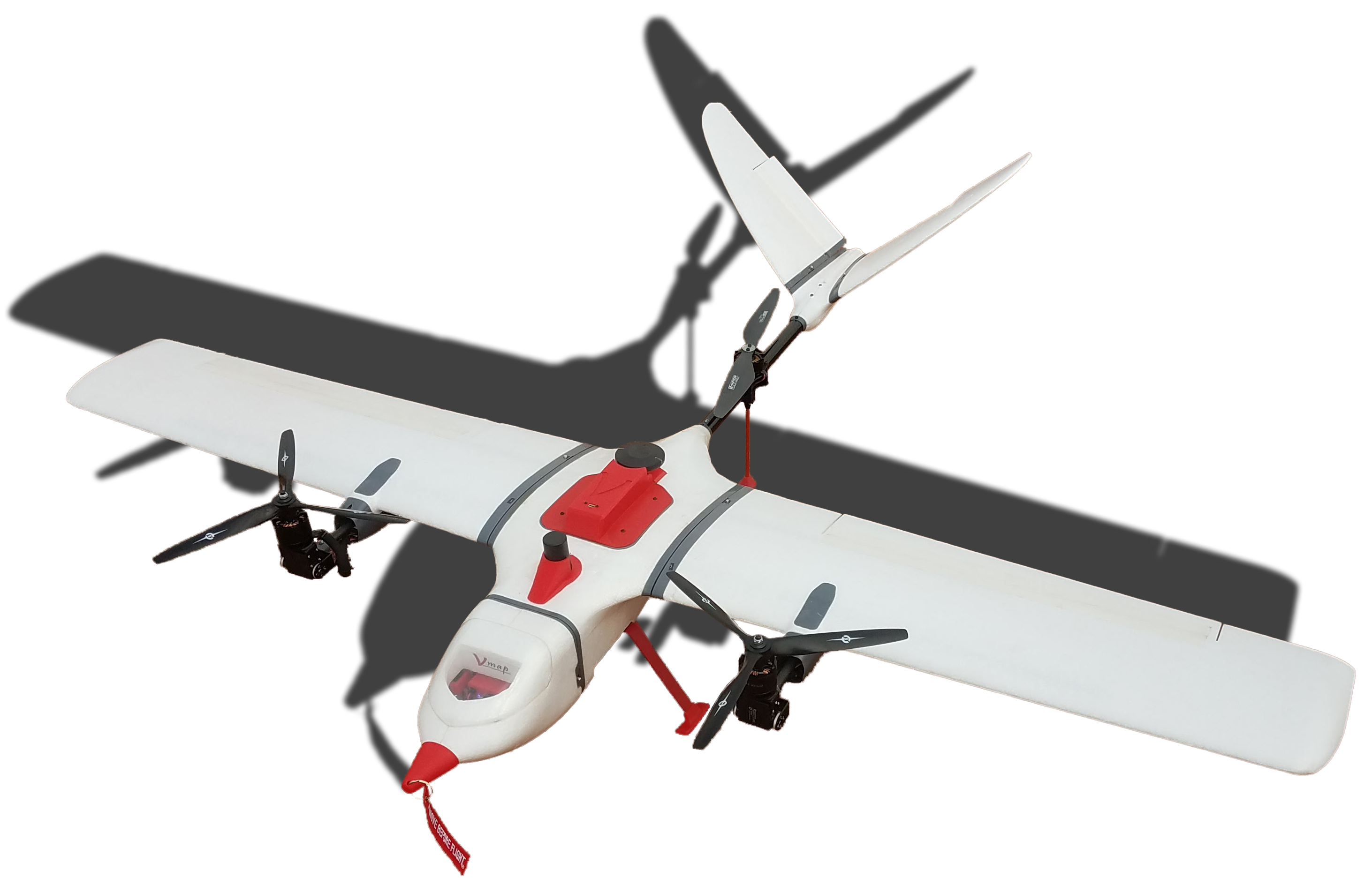 MAP-TM3 VTOL Fixed Wing